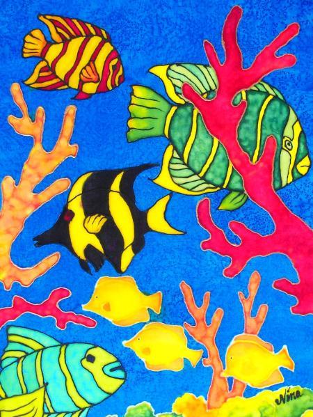 Colorful Friends III