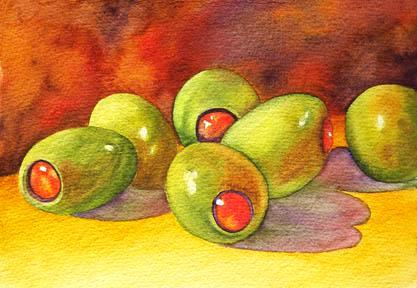 Olives, Anyone?
