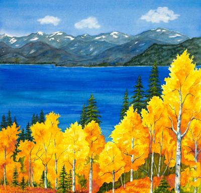 Fall at Tahoe