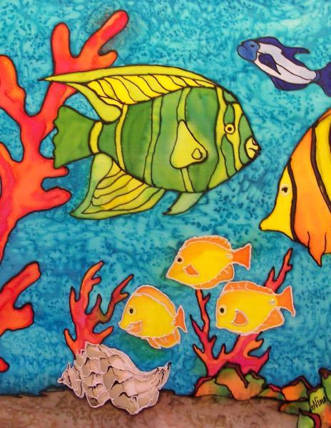 Colorful Friends II