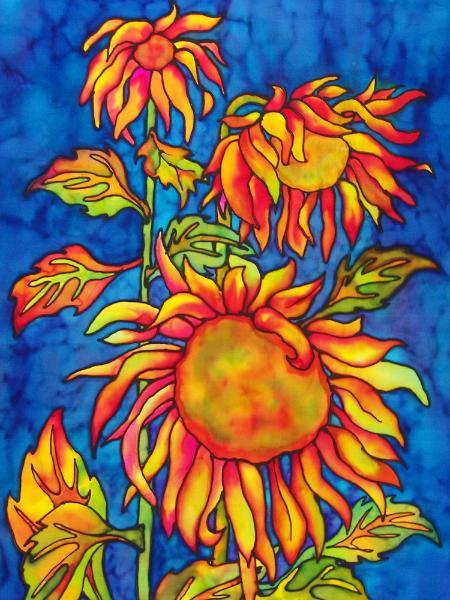Wild Sunflowers