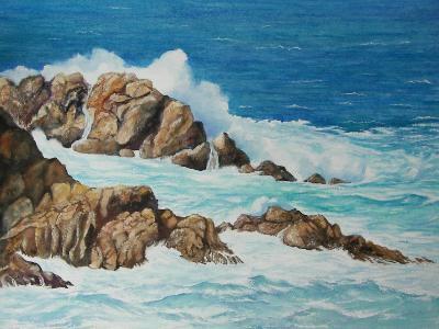 Coastal Whitewater