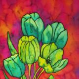 Silk Tulips
