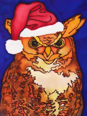 An Owl for Christmas