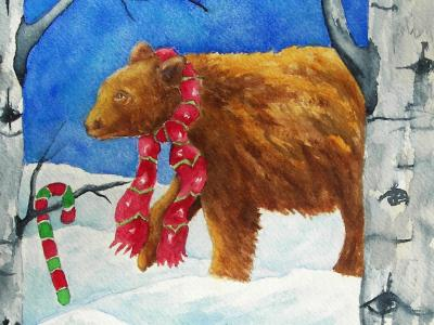 Holiday Bear
