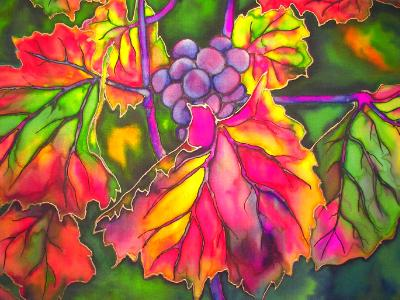 Fall Grapevine